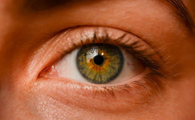 Oczy to szczególny organ. To właśnie dzięki nim rozróżniamy.